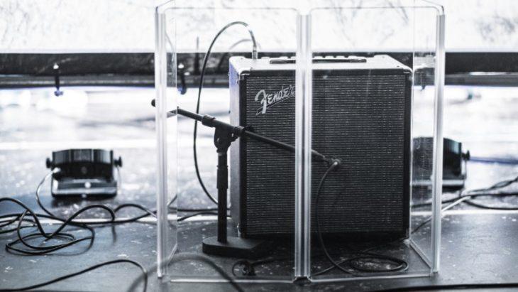 E-Gitarre aufnehmen