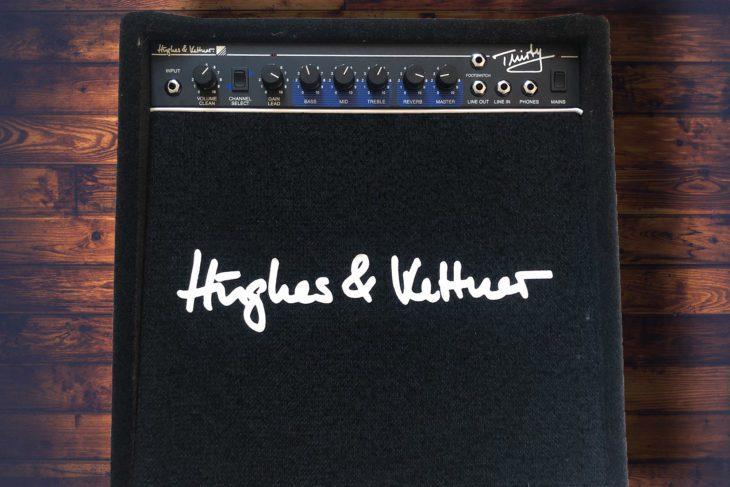 Hughes & Kettner ATS Thirty Front