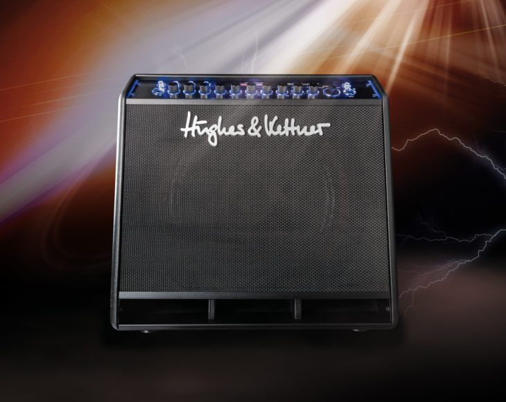 Hughes&Kettner Black Spirit 200 Combo - Front