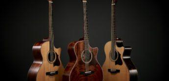Ibanez präsentiert 3 neue Varianten der AE-Serie