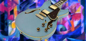 Test: Ibanez AS83-STE Artcore, E-Gitarre