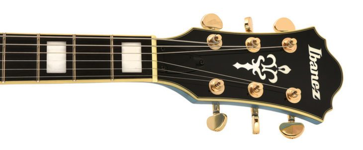 Ibanez AS83-STE Headtock