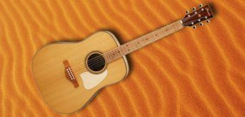 Test: Ibanez AVD15MPL-OPS, Akustikgitarre
