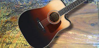 Test: Ibanez AW80CE-BLG, Akustikgitarre