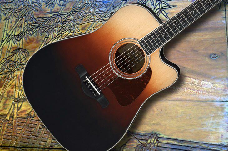 Ibanez AW80CE-BLG Akustikgitarre