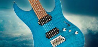 Test: Ibanez MM1 Martin Miller, E-Gitarre