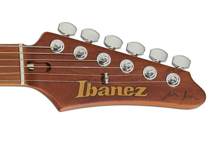 Ibanez MM1 Kopfplatte