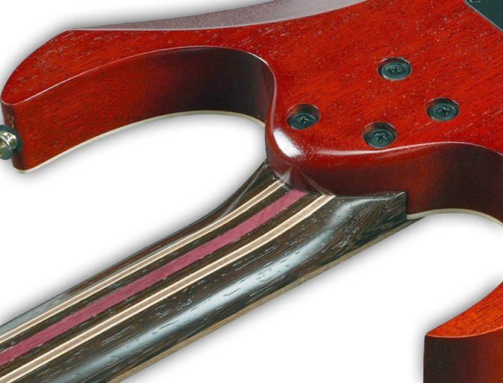 Ibanez RG1070 E-Gitarre_Hals