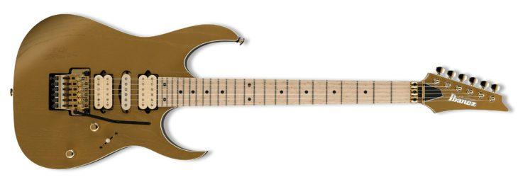 Ibanez RG657AHM-GDF E-Gitarre