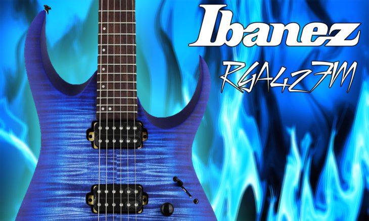 Ibanez RGA42FM