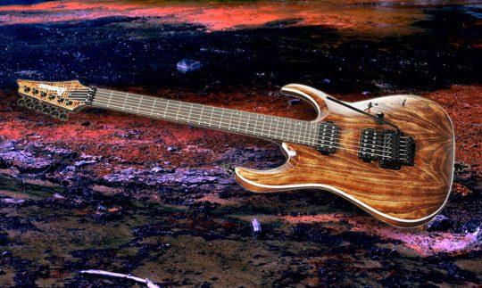 Test: Ibanez RGA60AL-ABL, E-Gitarre