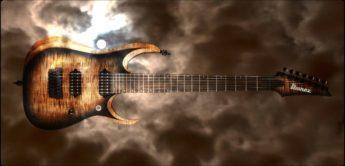 Test: Ibanez RGD71AL, E-Gitarre