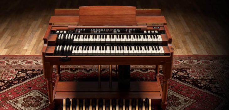ik multimedia hammond b-3x orgel