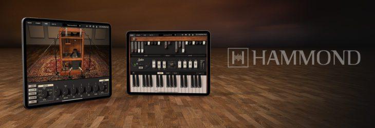IK Multimedia Hammond BX-3 iOS