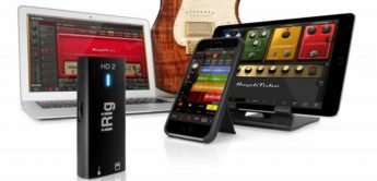 Test: IK Multimedia iRig HD 2, Audiointerface für Gitarristen