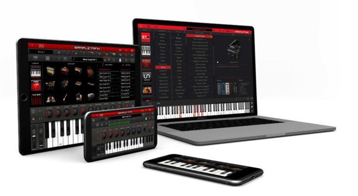 ik multimedia irig keys 2 pro midi keyboard