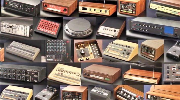 UNO Drum Anthology Libraries - die Originale