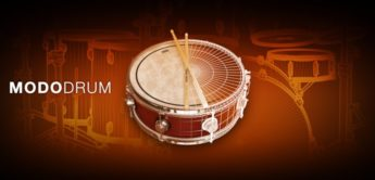 IK Multimedia Modo Drum, Physical-Modeling Drums