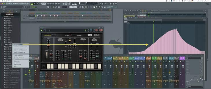 FL Studio 20 DAW Automation 2