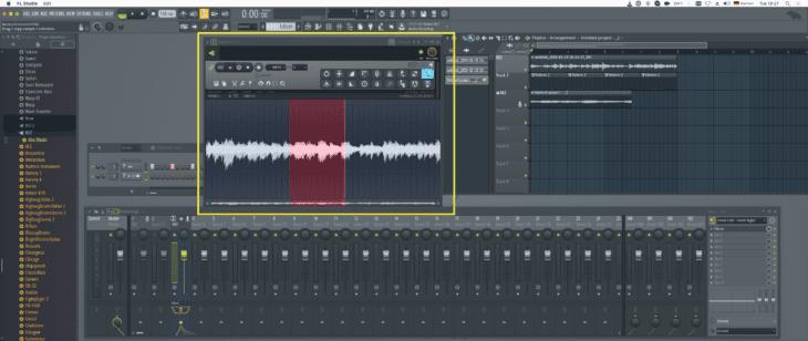 FL Studio 20 Edison