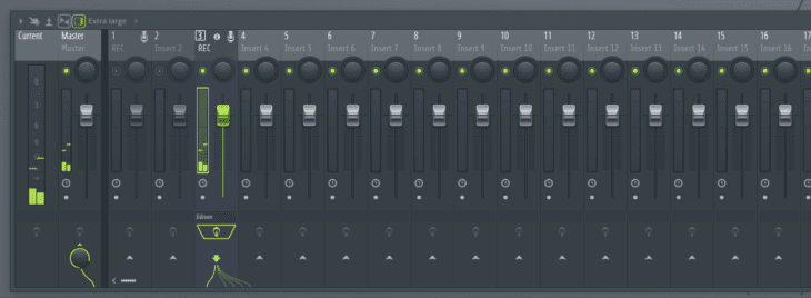FL Studio Sends