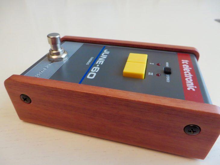 TC Electronic JUNE-60 Chorus-Pedal