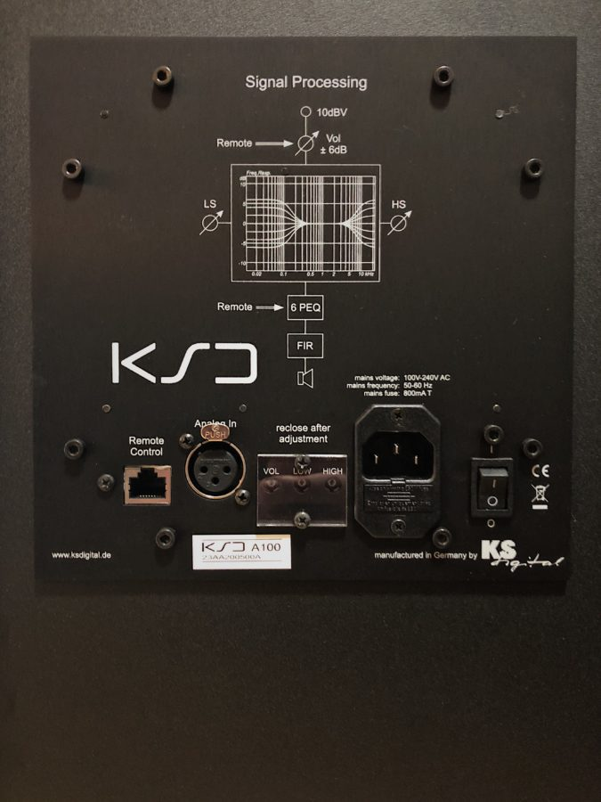 KSdigital A-100