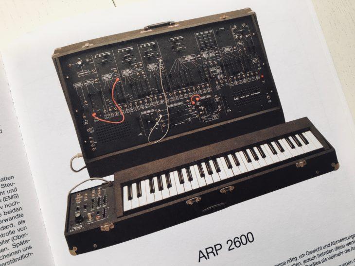 Der vielleicht beste ARP-Synthesizer - der ARP 2600.