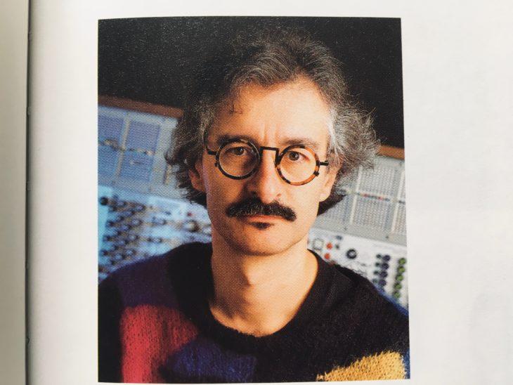 Einer der Großväter der Synthesizer-Literatur: Matthias Becker hat die Gattung mit begründet.