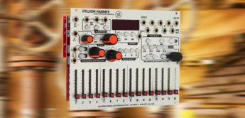 Test: Industrial Music Electronics Stillson Hammer MK2, Eurorack Sequencer