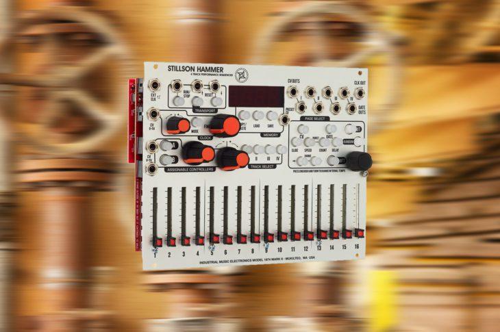 industrial music stillson hammer mk2