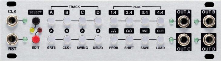 Intellijel Steppy 1U Herstellerbild