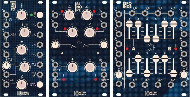 IO Instruments Module