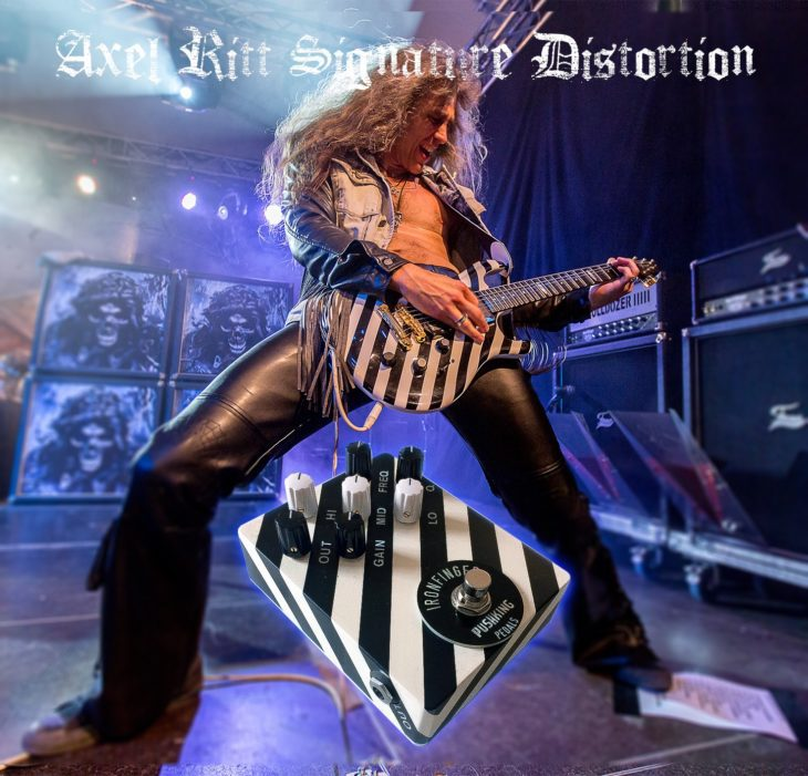 Ironfinger Axel Ritt Signature Distortion