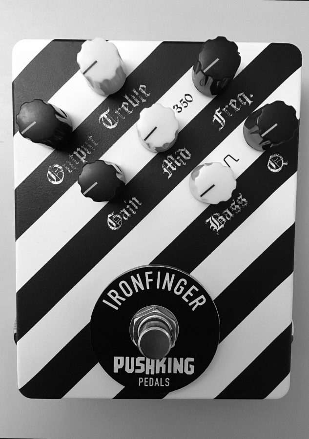 Ironfinger Axel Ritt Signature Distortion Produktfoto 03