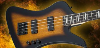 Test: Jackson JS2 Kelly Bird AH TB, E-Bass