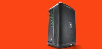JBL EON ONE Compact – tragbare PA-Aktivbox mit Akku-Betrieb