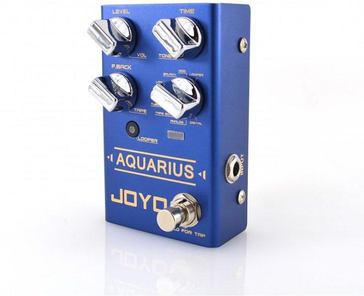 Joyo Aquarius Joyo Aquarius Gitarren Effekt Pedal