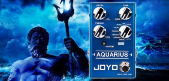 Test: Joyo Aquarius, Gitarren Looper Pedal