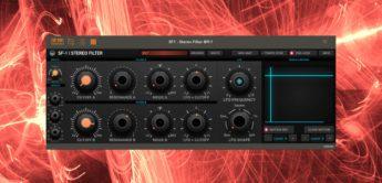 Kai Aras SF-1 Stereo Filter, AUv3, iOS