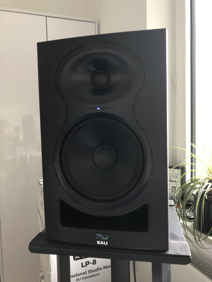 Kali Audio LP-6 im Studioeinsatz