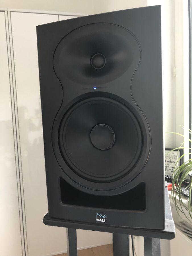 Kali Audio LP-8 im Studioeinsatz