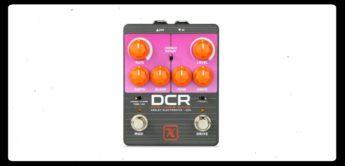 Keeley Electronics stellen DCR Pedal vor
