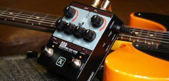 Test: Keeley DDR, Multieffekt Pedal für Gitarre