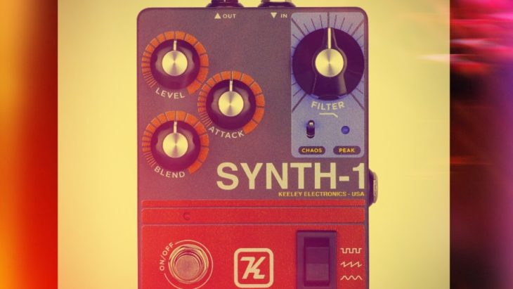 Keeley Synth 1