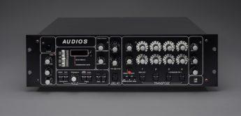 Zeitmaschine: Klaus Fischer (Barth) Audios, Effektgerät