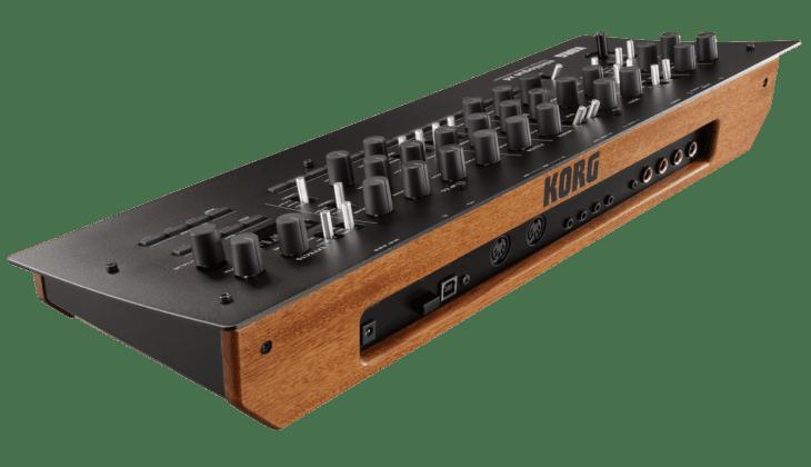 Korg Minilogue XD Module rear