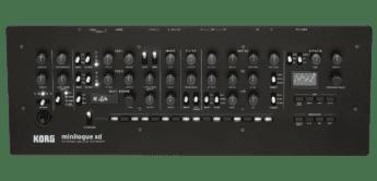 Superbooth 19: Korg Minilogue XD Module