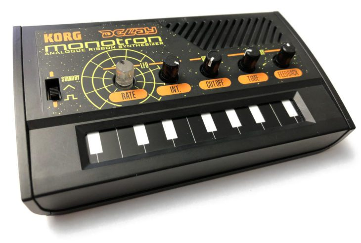 Test: Korg Monotron Delay