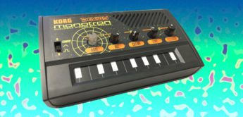 Test: Korg Monotron Delay, Synthesizer und Analogfilter
